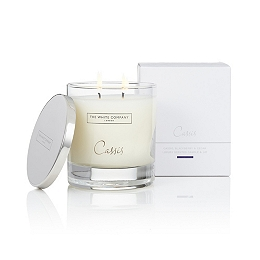 Cassis Luxury Candle with Lid