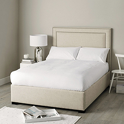 Cavendish Bed - Natural