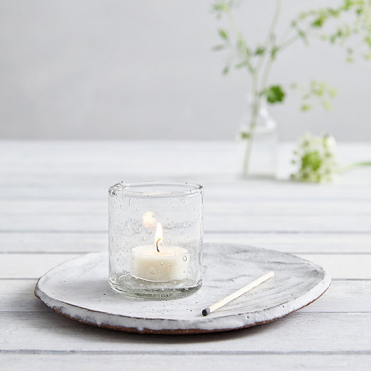 Mini Bubbled Tealight Holder