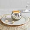 Small Chunky Bubbled Tealight Holder