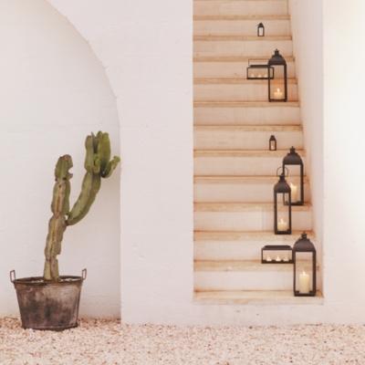 Mini Hanging Lantern