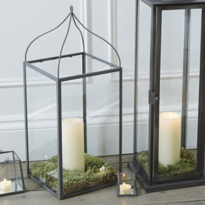 Glass Pane Lantern