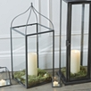 Glass Pane Lantern