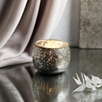 Frill Top Mercury Tealight Holder