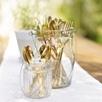 Glass Jam Jar Lantern – Small