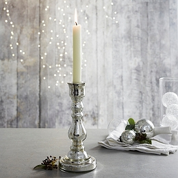 Mercury Dinner Candle Holder