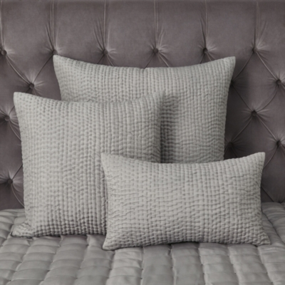 Carrington Cushion Covers - Soft Slate