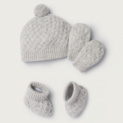 Cashmere Baby Gift Set