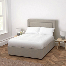 Cavendish Bed Wool - Light Grey