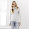 Cable Rollneck Sweater