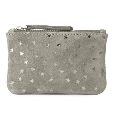 Star Suede Coin Purse