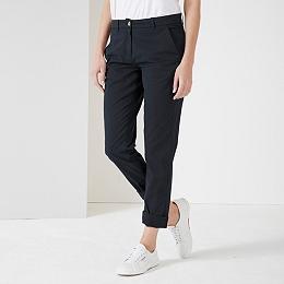 Clean Chino Pants - Navy