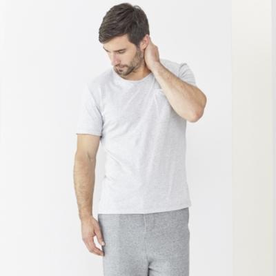 Cotton Short Sleeve Pocket Tee