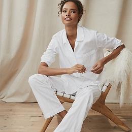 Cotton Classic Pajama Set