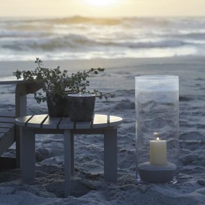 Coriander & Citronella Pillar Candle