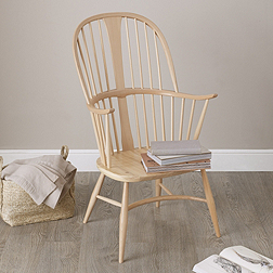 Ercol Chairmaker's Chair - Natural