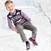 Boys' Corduroy Pants - Gray