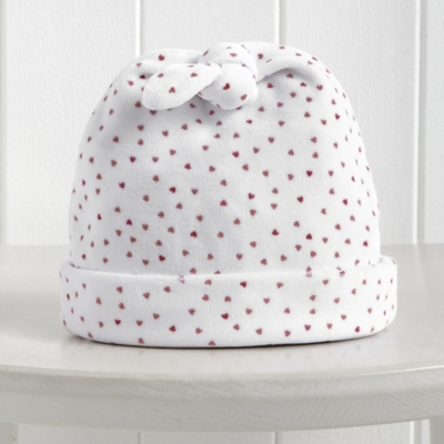 Confetti Heart Knotted Hat