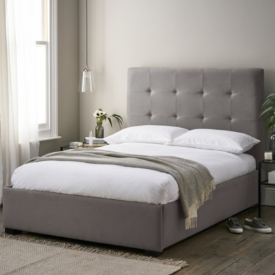Charlton Cotton Bed - 3 Colours