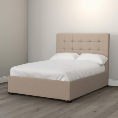 Charlton Velvet Bed - 2 Colours