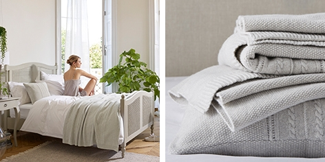 Chartwell Throw & Cushion Covers