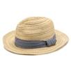Chambray Straw Hat