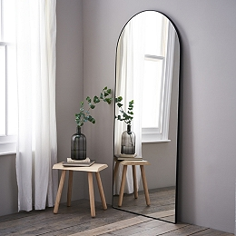 Chiltern Full-Length Arch Mirror