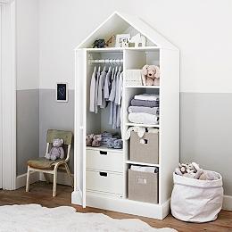 Classic House Wardrobe