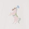 Circus Horse Motif Jersey Pajamas