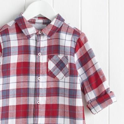 Checked Shirt (2-6yrs)