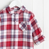 Checked Shirt (2-6yrs)
