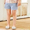 Chambray Shorts (1-5yrs)