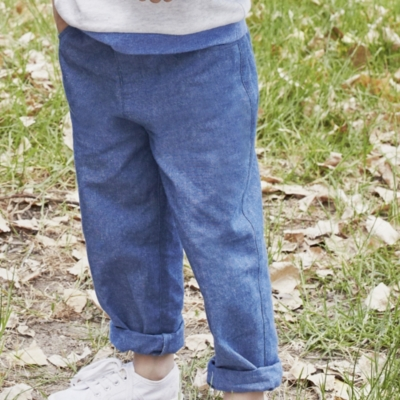 Chambray Pants (1-5yrs)