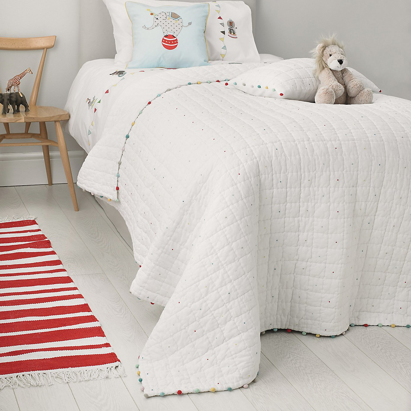 Children S Bedding From The Little White Company