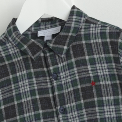 Checked Shirt (2-8yrs)