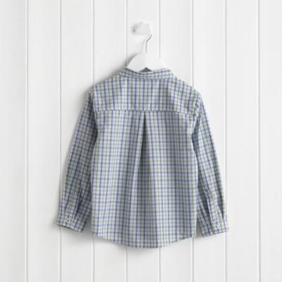 Checked Pocket Shirt (1-5yrs)