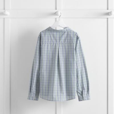 Checked Pocket Shirt (5-10yrs)
