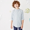 Checked Pocket Shirt (5-10yrs)