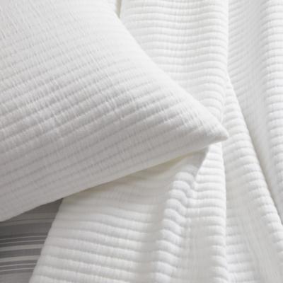 Classic Rib Bedspread & Cushion Cover