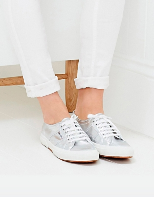 Superga Metallic Sneakers