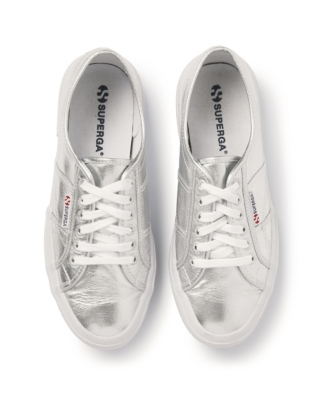 Superga Metallic Plimsolls