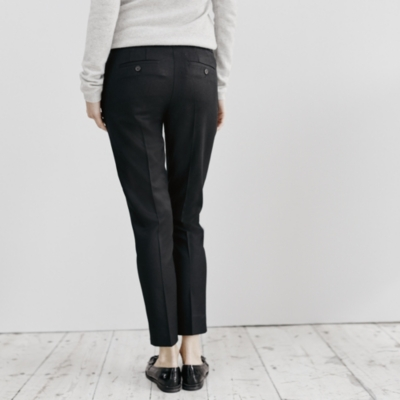 Classic Tapered Pants - Black