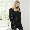 Classic Waterfall Cardigan - Anthracite