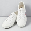 Superga Leather Plimsolls