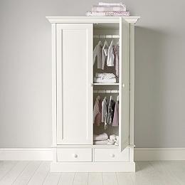 Classic Small Wardrobe