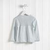 Cotton Linen Rib Cardigan