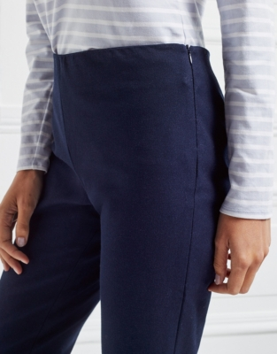 Cambridge 4-Way Stretch Pants - 30 Inch - Navy