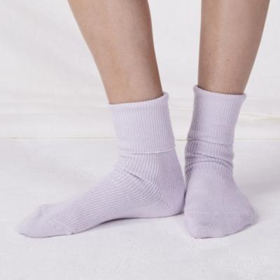 Cashmere Blend Sparkle Bed Socks
