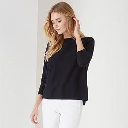 Cross Over Back Sweater