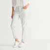 Cord Brompton Jeans  - Silver